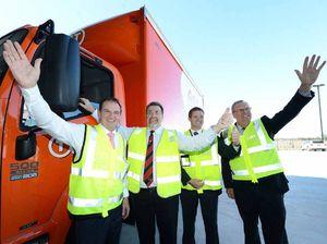New $85m TNT super hub and 300 jobs for Redbank