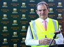 IPSWICH Mayor Paul Pisasale went into sales mode yesterday, trying to deflect any criticism over his council's decision to increase the city rates.