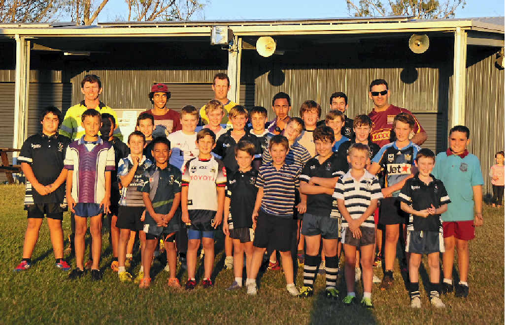 Past Brothers Junior Rugby League Club is holding its race day this weekend, which the whole club is excited about.