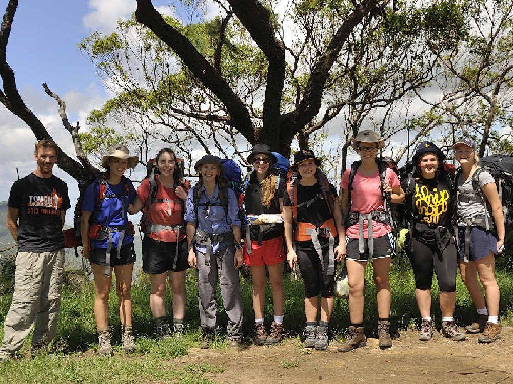 WORLD CHALLENGE: Rockhampton Girls Grammar School group are visiting Vietnam and Cambodia.