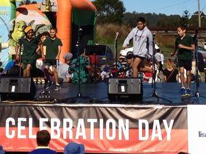 Naidoc celebration at Lismore Showgrounds