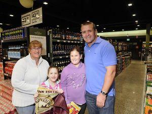 New Dan Murphy's store celebrates grand opening