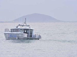 Stranded humpback dies under Mooloolaba marina pontoon