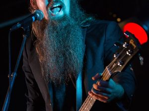 Beard growing and maintaining tips from The Beards bassist
