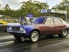 Benaraby Raceway - Super Street cars - Brett Kelly. Photo Mike Richards / The Observer