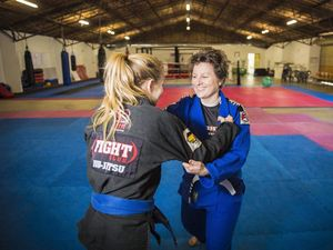Martial arts lover says where academy is based is her special place