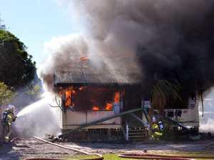 House fire destroys Mudjimba cottage