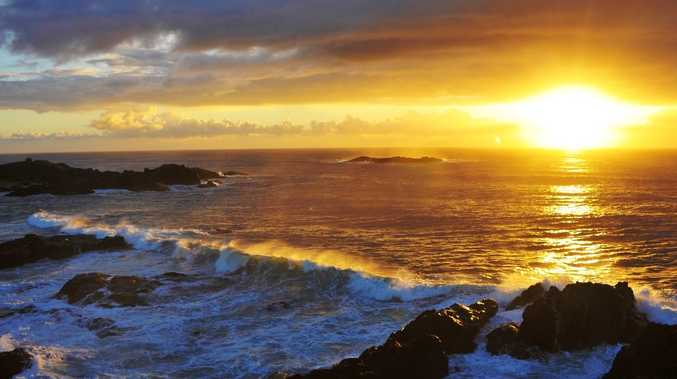 The Glorious Coffs Coast. Photo: Bruce Thomas