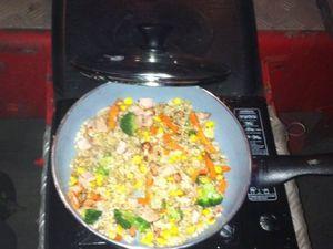 Cooking Tyne - Fried Rice