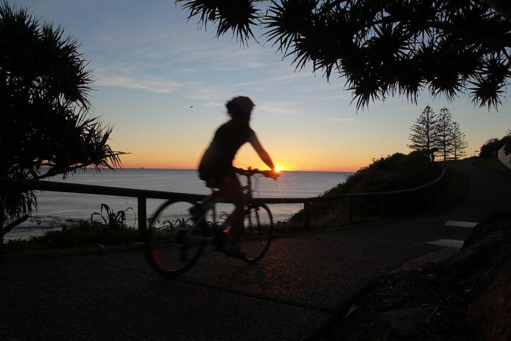 Sunrise exercise