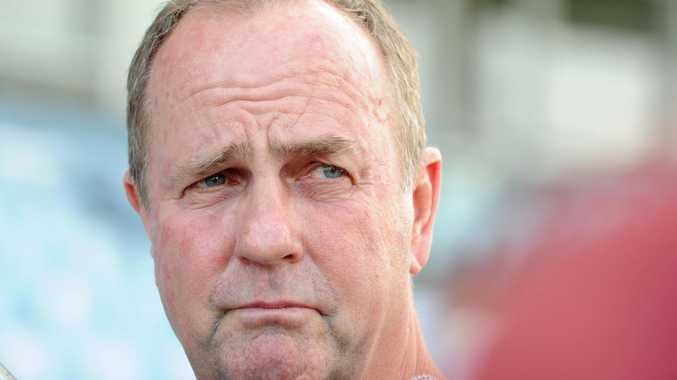 Peter Sharp has quit the Sharks.