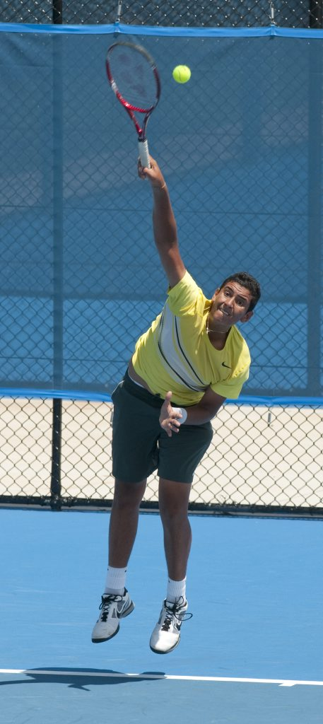 TOP AUSSIE: Currently ranked 52 in the world, Wimbledon quarter-finalist Nick Kyrgios will be considered an outside chance to win the Australian Open which starts on January 19.