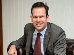 Senator Canavan supports small groups during maiden speech