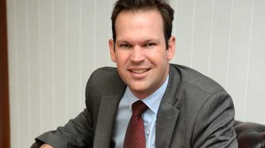 Matt Canavan will be sworn in as a Senator.