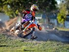 Maryborough's Seth Muller has enjoyed a dream start in the Australian Off Road Championships.