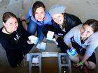 Sweet task gives students a taste of engineering studies