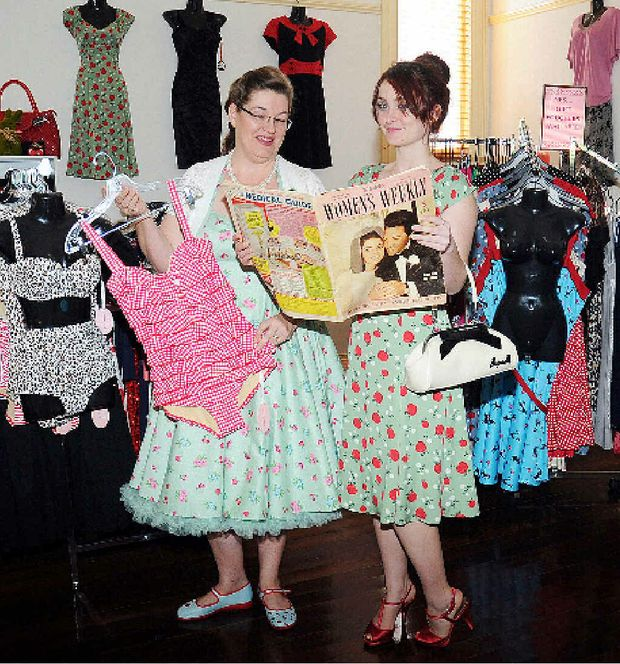 Vintage Charm School will add some sparkle to the Mary Poppins Festival.