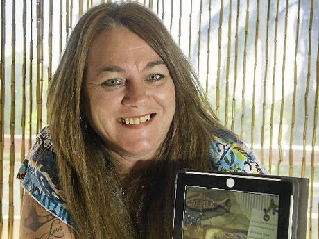 REMEMBERED: After the tragic death of her son two years ago, Paula Matthews is planning a 21st birthday celebration in his honour and fundraising for the Queensland Homicide Victims Support Group.