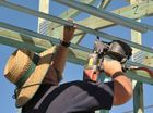 Tradie training gets 'thumbs up' from students