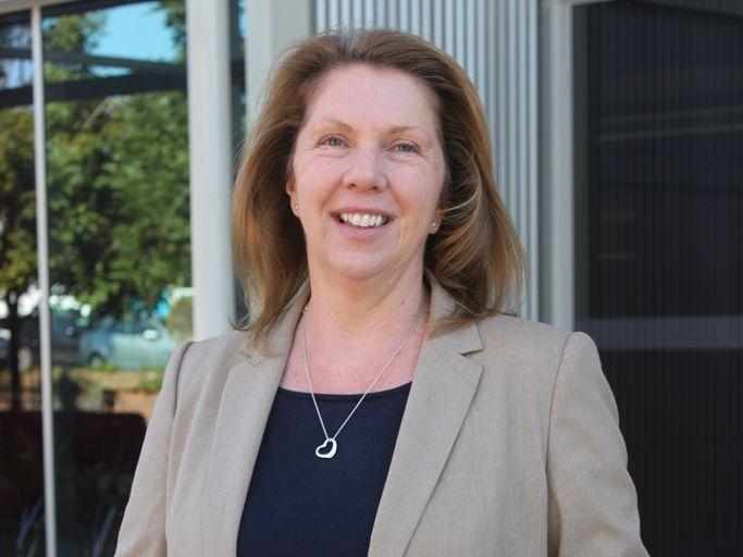 ALP House of Representatives member for Ballarat Catherine King in Rockhampton