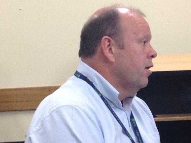 CQHHS chief executive Len Richards