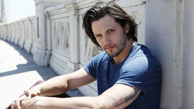 Nathan Parsons stars in the final season of HBO's True Blood.