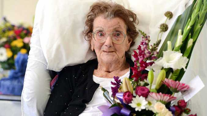 MILESTONE: Myrtle Smith celebrated her 100th birthday on July 1.