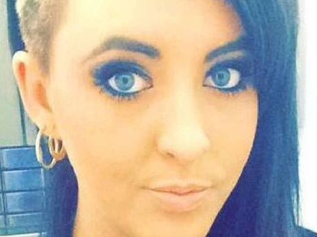 BUSTED: Ipswich hairdresser Grace Elizabeth Hadlow, now 20, was discovered supplying drugs during a covert operation into the Bandidos. She was given probation after pleading guilty.