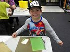 Kids get crafty on holidays at Scrapbook Fantasies