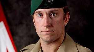 Lance Corporal Todd Chidgey.