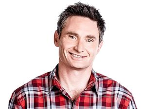 Dave Hughes is pumped for stand up show
