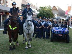 Extra horsepower to boost public safety after attacks in CBD
