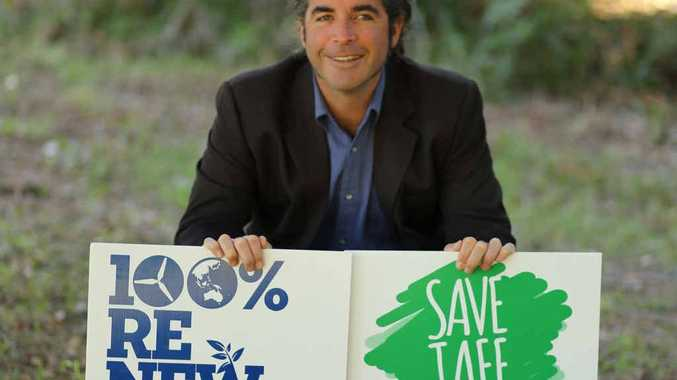 CANDIDATE: The Greens have selected Craig Christie to contest the seat of Coffs Harbour at the upcoming State election.
