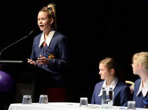 Teens take on elders in the great debate