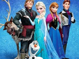 The hit movie Frozen will be played when North Sapphire Beach plays host to the free Sapphire Outdoor Cinema event on January 8.