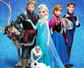 Frozen, CQ Starlight Cinema, Gladstone