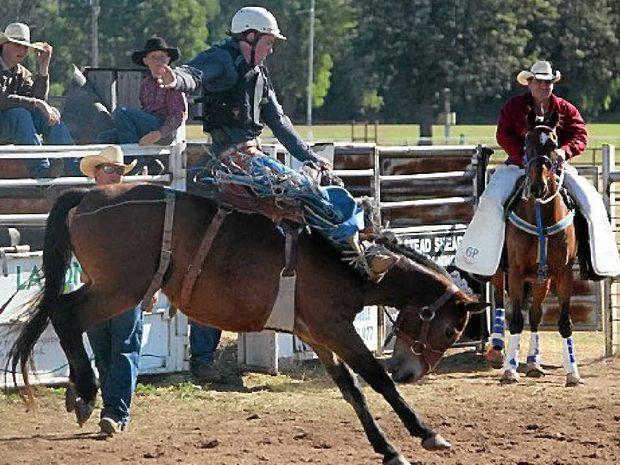 Goondiwindi raised rodeo star Jake Finlay will take his career to the USA next week.