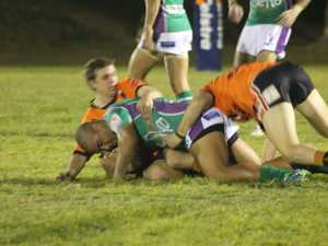 Rugby league - whitsunday brahmans