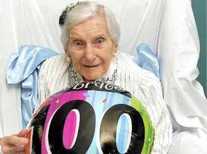 Ruth celebrates 100