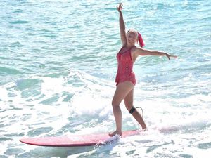 New-wave dancer loves treading the boards