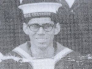 David Daylight was trained as a sick berth attendant in Navy