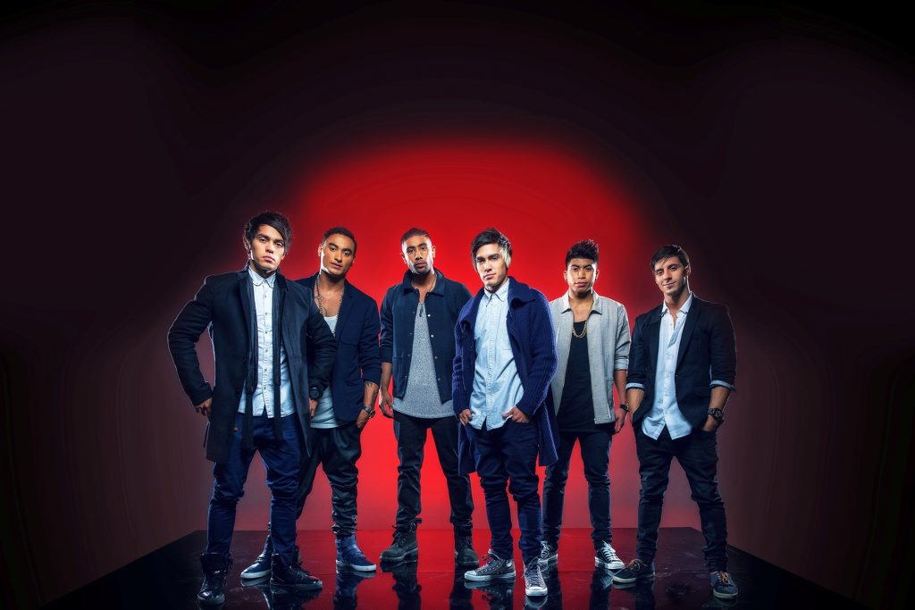 Chart-toppers: Justice Crew