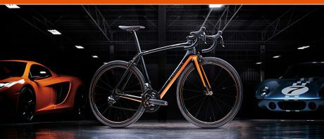 The S-Works McLaren Tarmac.