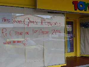 Gympie Toyworld re-opening on August 1