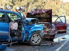 Car was coming straight at us, crash jury hears