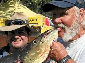Twins haul in double delights at Fishing Classic