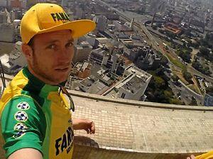 Socceroos' Fanatics get swept up in exuberance