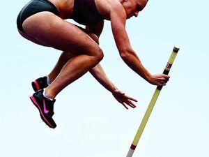 Alana Boyd jump close to pole best