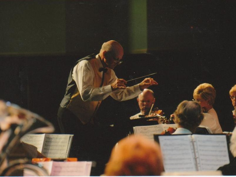 The Bundaberg Symphony Orchestra presents its gala concert last year and presents  local  trumpet player  Kevin Radford performing Haydn's Concerto in E flat