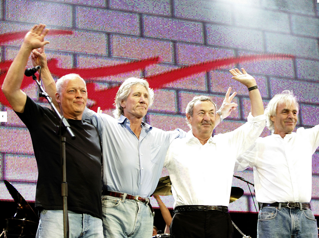 Pink Floyd will release new material in October 2014